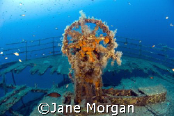 The wreck of the Imperial Eagle in Malta. Nikon D80, twin... by Jane Morgan 